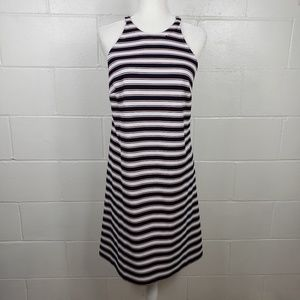 Ann Taylor Factory Striped Shift Dress